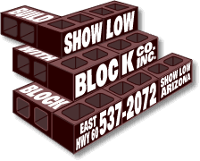 Show Low Block Logo